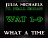 Julia Michaels~WhatATime