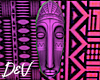 !D African Mask
