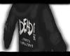 Zc. Death Black Hoodie