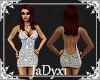 Simply Silver Dress