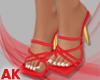 Coral Palms Shoes