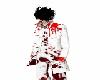 Bloody coat