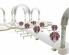 Prefect wedding arch