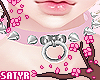 Kendra Collar Pink