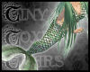 TTT Mermaiden Green