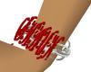 Mariah's special bracele