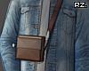 rz. Denim Jacket + Bag