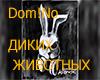 Domino-Dikih jivotnih