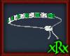 Dangle Bracelet Emerald