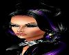 Alessandra Purple&Black