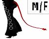 Dark Red Devil Tail