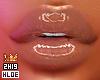 Candy lips - chinchilla