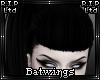 ℬ Raven Betty Bangs