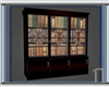 Classy Burgundy Bookcase