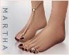 ( Bare Feet + Jewelry) 2