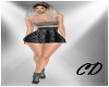 CD Skirt+Top Grey RL