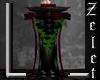 Gothic Candle Pillar