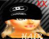 (kk) hat  blonde