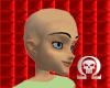 Bald Female Head