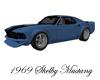 ~CA~Blue Mustang V.3