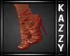 }KR{ Lasie* Heels Red