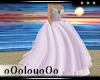 .L. Chelsea Purple Gown