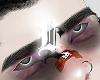 Supermodel brows