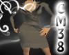 [C]Eleganca KakiDress