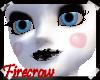 Harlequin Doll Skin