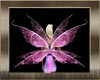 Pink Anim. Fairy wings