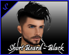 S. Short Beard Black