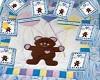 Nursery 1 Bear Rug