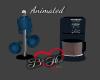Heart Coffee Animated