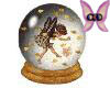 Autumn Fairy Globe