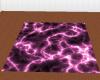 electric pink rug