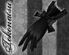 [T] Kuro Lolita Gloves