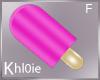 K Popsicles pink F