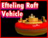 Efteling Raft Vehicle