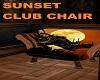 sunset club chair