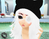 White Rose Eyepatch