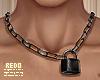 MxR lock chain