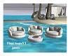 Float SeatsX4 pose