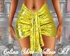 Celina Skirt Yellow Rl