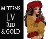 Tease's LV Style RedGold