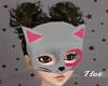 Kid Cat2 Costume Mask