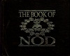 Book of Nod on stand