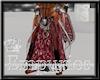(Em) App 2P Robes Red M