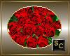 `SC Bridal Bqt Hot Red