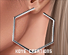 |< Conie! Earrings!