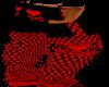 Red Skull Pants (M)
